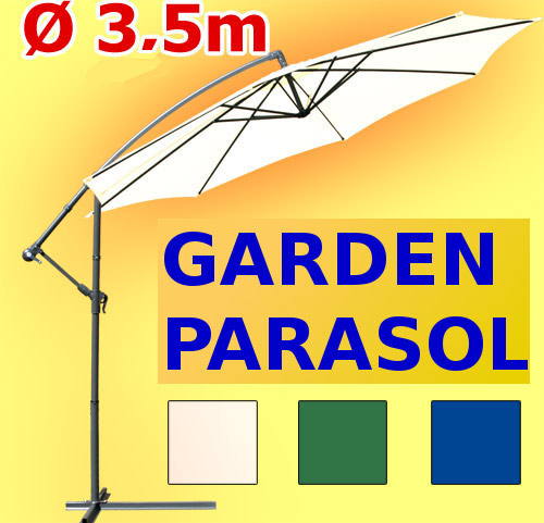 Large-3-50m-Garden-Parasol-Sun-Shade-Umbrella-Patio-Cantilever-Banana-Hanging