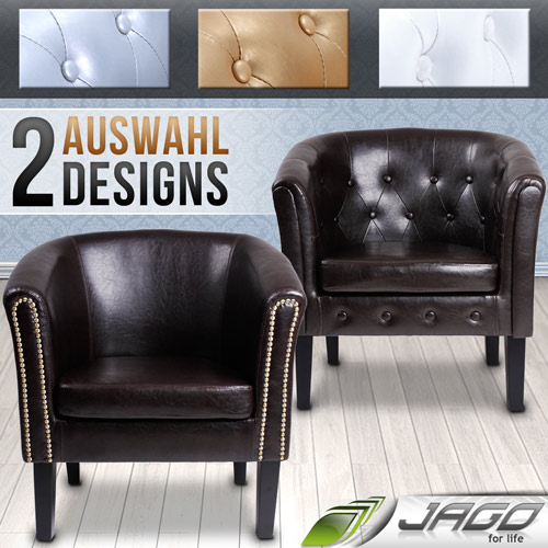 chesterfield sessel lounge couch sofa b ro m bel club clubsessel neu. Black Bedroom Furniture Sets. Home Design Ideas