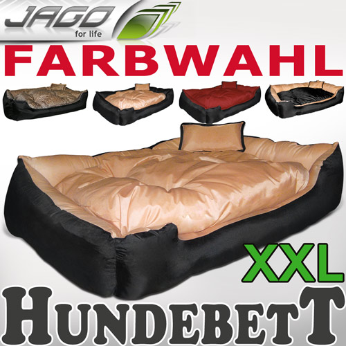 hundebett xxl hundekorb tierbett hundesofa hundekissen. Black Bedroom Furniture Sets. Home Design Ideas