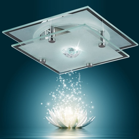 Bathroom Ceiling Light Fixtures