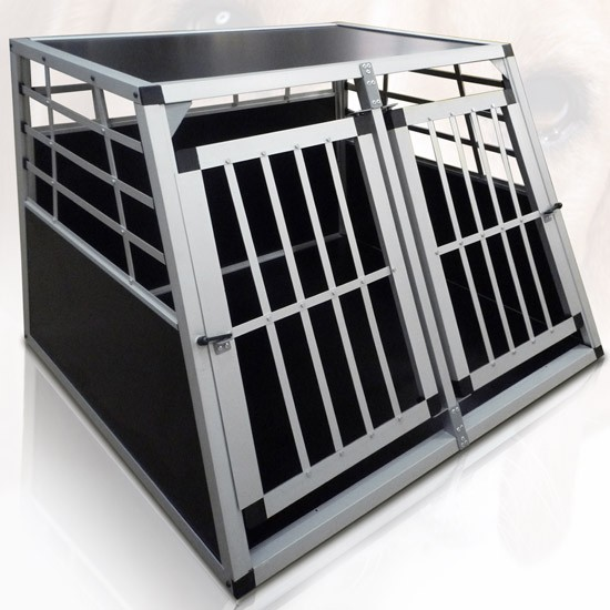 cage de transport pour chien caisse bo te de transport. Black Bedroom Furniture Sets. Home Design Ideas