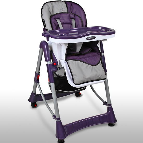 Highchair High Chair Recline Baby Toddler Feeding Seat Low