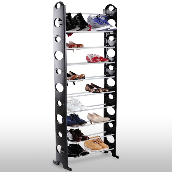Etagere chaussure pour placard - Rangement chaussures placard ...